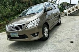 Toyota Innova G 2012 for sale