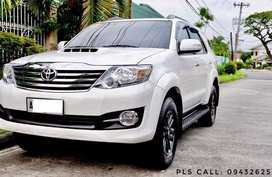 Toyota Fortuner diesel automatic 2016 for sale