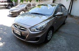 2014 Hyundai Accent E MT for sale
