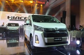 Toyota Hiace Price in the Philippines - 2019