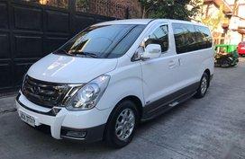 2014 Hyundai Starex Gold for sale