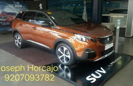 Brand new Peugeot 3008 for sale