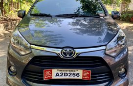 Sell 2nd Hand 2018 Toyota Wigo in Quezon City