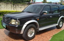 2005 Ford Everest for sale
