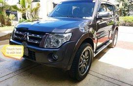 2012 Mitsubishi Pajero BK for sale