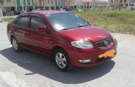 2003 Toyota Vios Manual for sale
