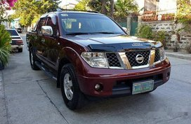Nissan Frontier Navara 2009 for sale