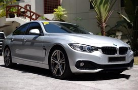 2015 BMW 420D FOR SALE