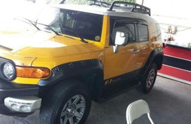Fj Cruiser Toyota 2014 for sale