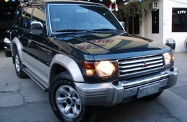 Sell Used 1998 Mitsubishi Pajero at 72000 km in Metro Manila