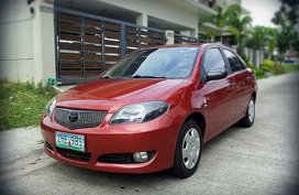 2007 Toyota Vios M/T for sale
