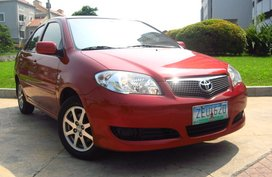 2007 TOYOTA VIOS E M/T for sale