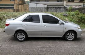 2007 TOYOTA VIOS E MANUAL for sale