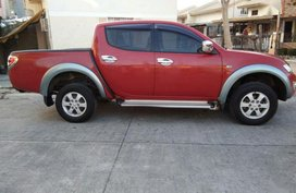 MITSUBISHI STRADA GLX 2013 MANUAL for sale