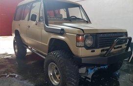 1989 Mitsubishi Pajero for sale