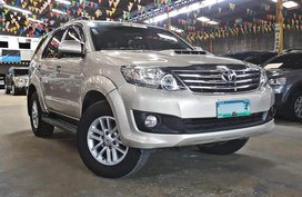 2013 TOYOTA Fortuner 2.5 for sale