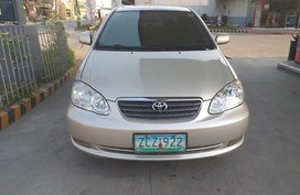 Toyota Altis 1.6e 2006 for sale