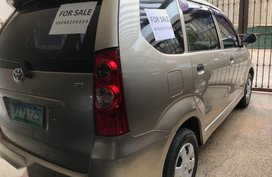 2010 Toyota Avanza J for sale
