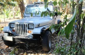 Like new Wrangler Jeep for sale