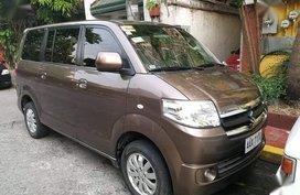 Suzuki APV GLX MT 2014 for sale