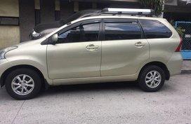 Toyota Avanza 1.3E 2013 for sale