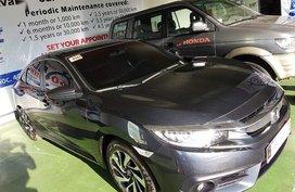 2017 Honda Civic for sale