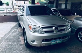 Toyota Hilux G 2007 for sale
