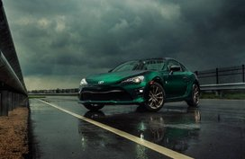 Toyota 86 Hakone Edition: A tribute to the Japanese iconic driving road