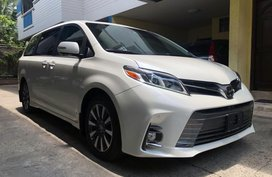 2019 Toyota Sienna new for sale