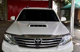 Toyota Fortuner G 2015 for sale