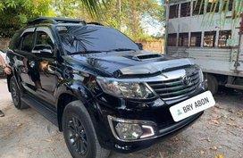 2015 Toyota Fortuner V for sale