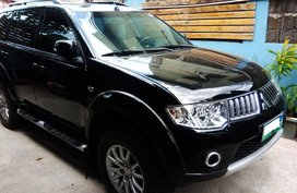 2nd Hand 2013 Mitsubishi Montero Diesel Manual for sale in Quezon City