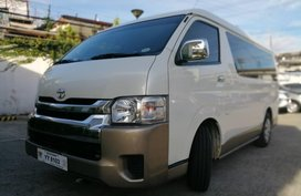 2016 Toyota Hiace GL GRANDIA MT for sale