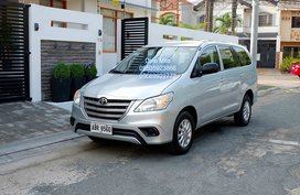 2nd Hand 2016 Toyota Innova at 56000 km for sale