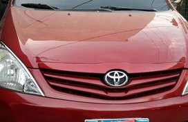 2010 Toyota Innova E for sale