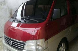 2012 Nissan Urvan Estate for sale