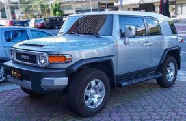 Toyota Fj Cruiser 2012 for sale