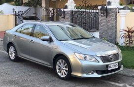 2014 Toyota Camry 2.5 G for sale