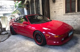 Well kept Toyota MR2 for sale