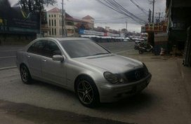 Like New Mercedes Benz C200 for sale