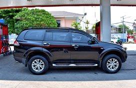 2nd Hand Black 2014 Mitsubishi Montero for sale in Lemery