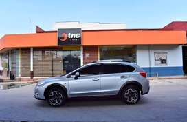 2nd Hand Silver 2015 Subaru Xv for sale in Lemery