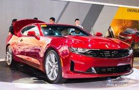 Chevrolet Camaro Price in the Philippines - 2019