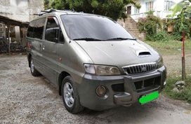 Hyundai Starex SVX RV 2000 for sale