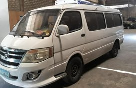 2012 Foton View for sale
