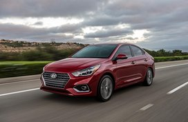Hyundai Accent leads Hyundai PH's sales figures for Q1