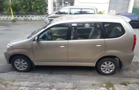 Toyota Avanza 2010 G For sale
