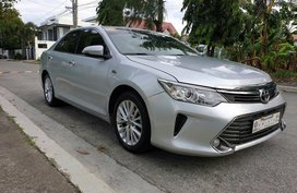 Toyota Camry 2016 for sale in Las Pinas