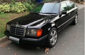 1989 Mercedes Benz W124 for sale