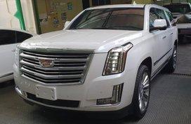 2017 Cadillac Escalade for sale
